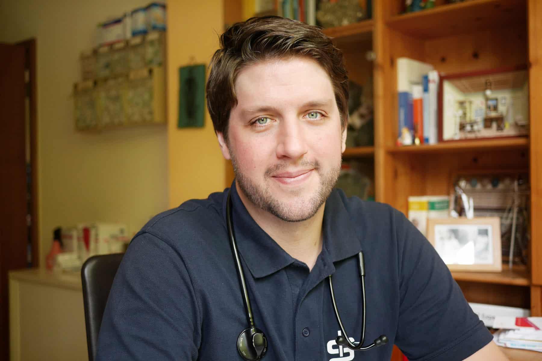 Hausarzt Heilbronn: Dr. med. Patrick Clemens